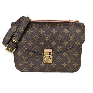 Louis Vuitton Monogram Pochette Metis 2020